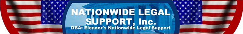 NATIONWIDE LEGAL SUPPORT, Inc.